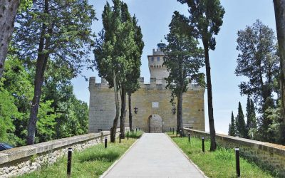 Rocca delle Caminate: winter closure to the public